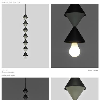 Cap Lamp