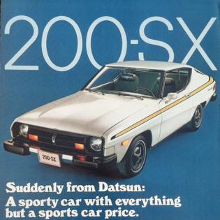 Datsun Silvia S10