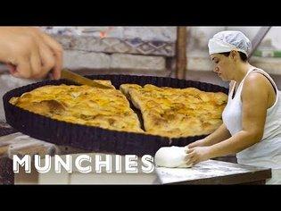 The Bread Ladies of Cerchiara Italy