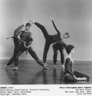 Merco Cunningham Dance Company