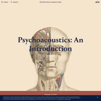 Psychoacoustics: An Introduction