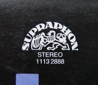 supraphon stereo griffin logo