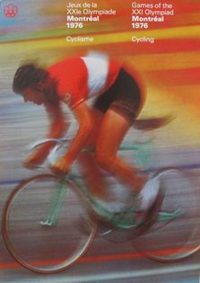 1976 Montreal Olympic Games - Cycling