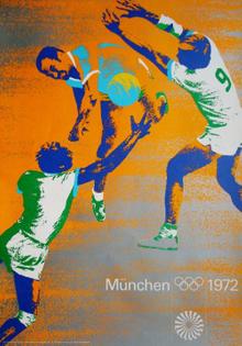 1972 Munich Olympic Games - Handball