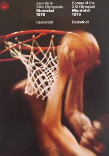 1976 Montreal Olympic Games - Basketball