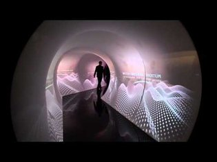 Projection Tunnel by EPS