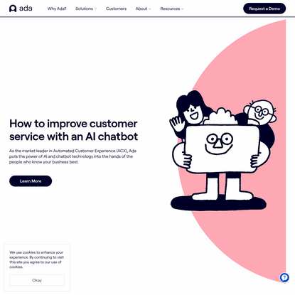 Best AI Chatbot Software for Your Business | Ada