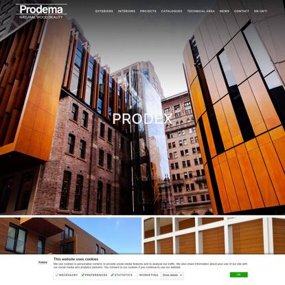 Prodex Prodema