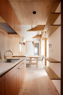 House for 4 Generations by tomomi kito architect & associates, Japan