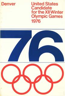 United States 1976 Winter Olympic Bid