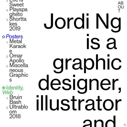 Jordi Ng