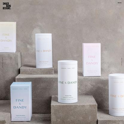Fine & Dandy | Smack Bang Designs