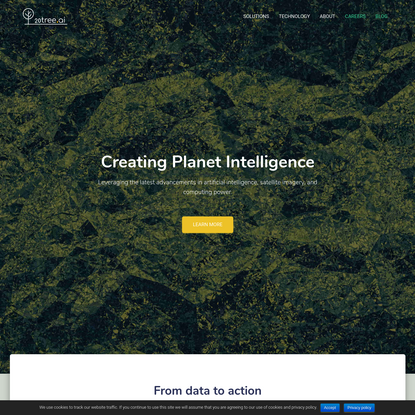Creating Planet Intelligence