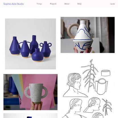 Sophie Alda Studio