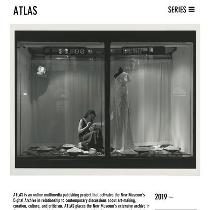 Series - New Museum Digital Archive