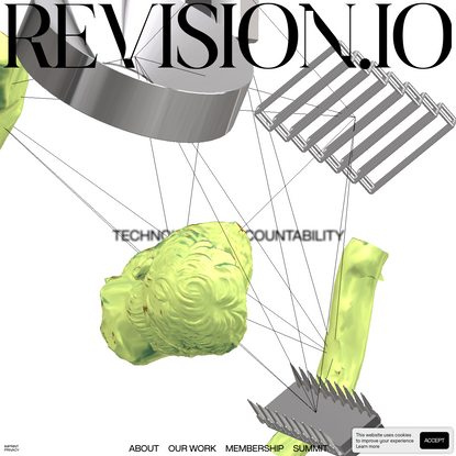 REVISION.IO | REVISION