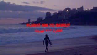 FLIGHT 566 TO BEIRUT | Video | Title | Design
