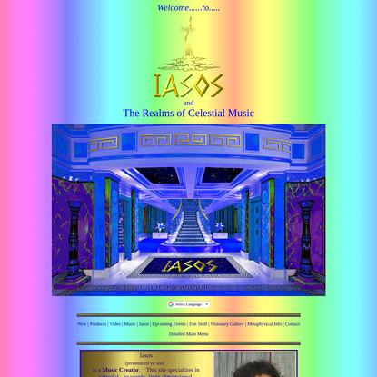 Iasos - Main Page