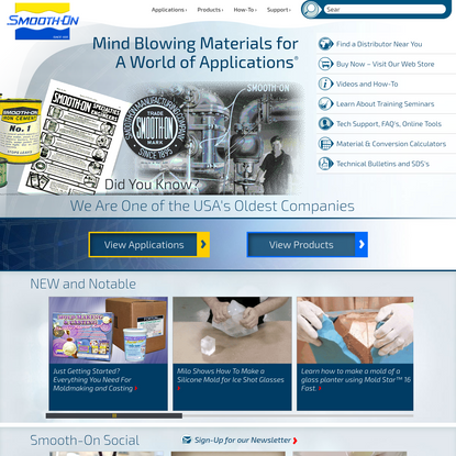 Mold Making & Casting Materials   Rubbers, Plastics, Foams & More!
