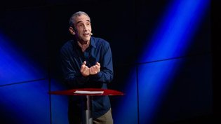 """Douglas Rushkoff: How to be """"Team Human"""" in the digital future"""
