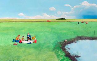 Out of the Maze (1973), William Kurelek