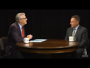"""Peter Thiel on """"The Straussian Moment"""""""
