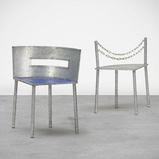 Rare furnishings by Rei Kawakubo.