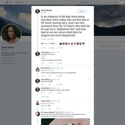 Janey Muñoz on Twitter