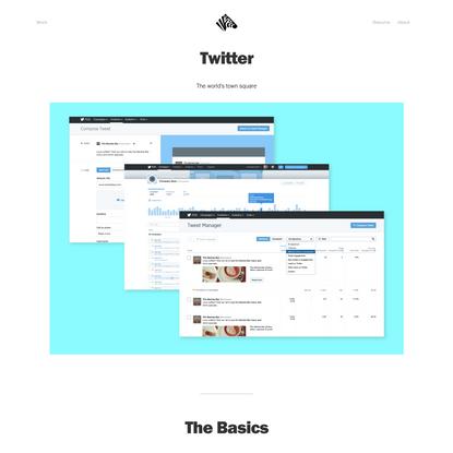 Twitter - Emme Clark Design Portfolio