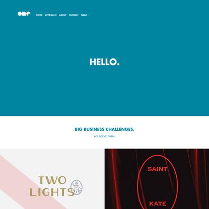 Chicago Web Design - One Design Company