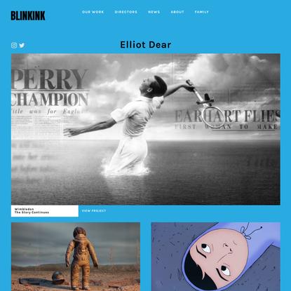 Elliot Dear   Blinkink - London Animation studio - Blinkink