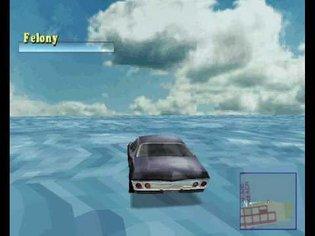Driver PSX - Out of Miami glitch