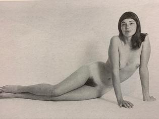 Nude (artist unknown)