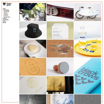 Yorgo&Co - branding