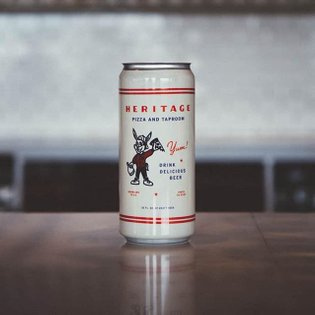 After the project ended I had a few freelance gigs with Heritage, one being custom crowlers! Crowlers are sealable cans that...