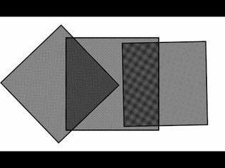 Moiré Patterns - Rotating Dots