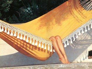 #birthdaywish #relaxingbythepool in a #yellowhammock * * * #BrigitteBardot by #SlimAarons taken in #StTropez #1960 * * * * #...