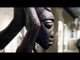 Olowe of Ise, Veranda Post (Yoruba people)