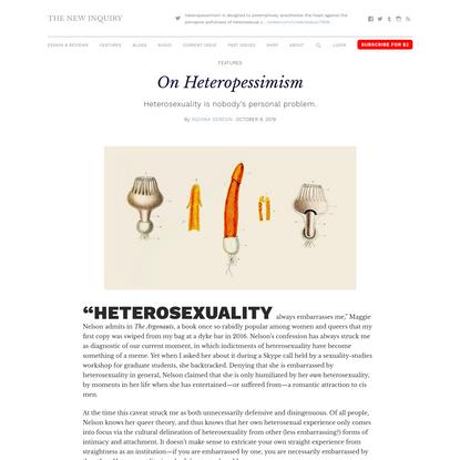On Heteropessimism – The New Inquiry