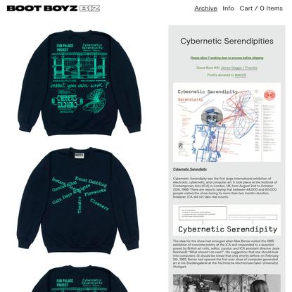 Cybernetic Serendipities