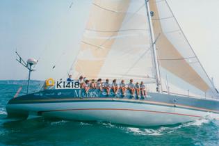 Maiden (yacht)