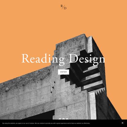 Reading Design