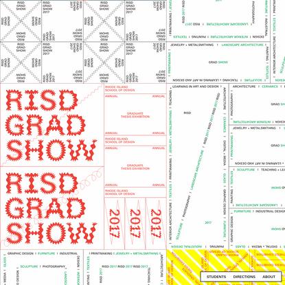 RISD Grad Show 2017