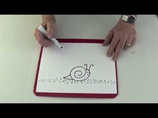 Draw A Snail And Then Draw A Story