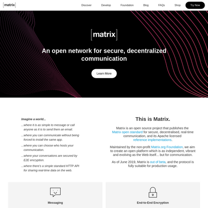 Matrix.org