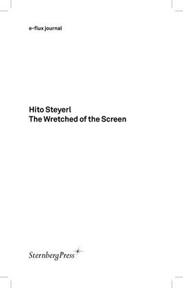 wretchedandthescreen.pdf
