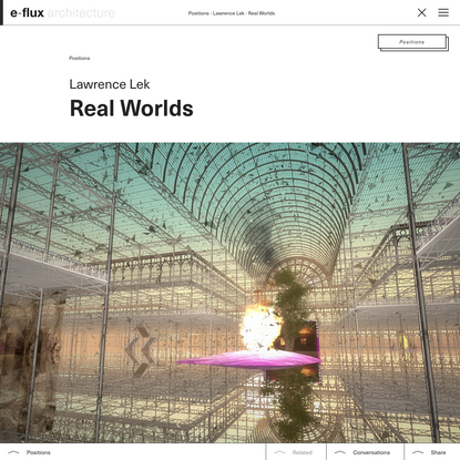 Real Worlds