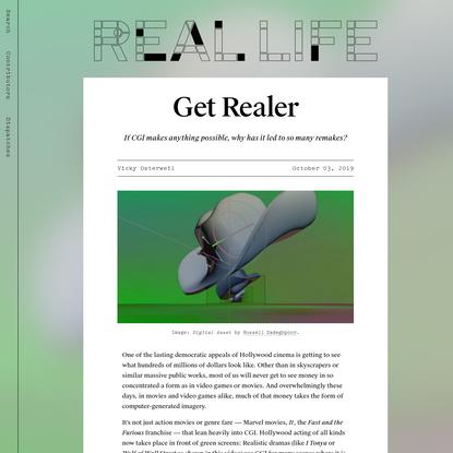 Get Realer - Real Life