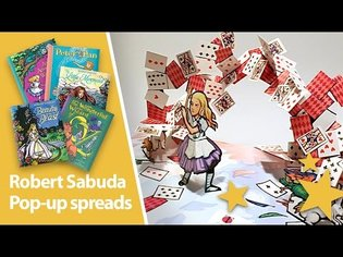 Favorite Pop-ups created by Robert Sabuda