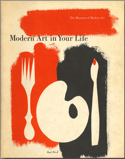 Cover of Modern Art in Your Life